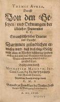 Themis Avrea, Das ist Von den Gesetzen vnd Ordnungen der löblichen Fraternitet R.C. Ein außführlicher Tractat vnd Bericht : [...] / Beschrieben durch Michaelem Maiervm [...] ; Jetzund ins Teutsch vbersetzt durch R.M.F. - Maier, Michael (1569-1622)