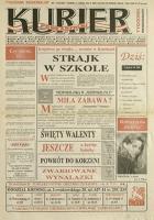 Kurier Podkarpacki : tygodnik regionalny. - R. 5, nr 7 (17 luty 1995) = 178