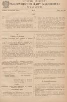 Dziennik Urzędowy Wojewódzkiej Rady Narodowej w Krakowie. 1962, nr9