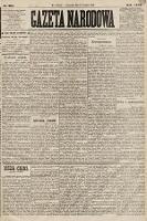Gazeta Narodowa. 1892, nr294