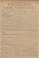 Tygodnik Ziemi Sanockiej. 1912, nr51