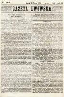 Gazeta Lwowska. 1862, nr101