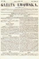 Gazeta Lwowska. 1858,nr64