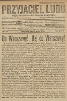Przyjaciel Ludu : organ Polskiego Stronnictwa Ludowego. 1922, nr19