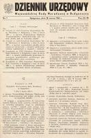 Dziennik Urzędowy Wojewódzkiej Rady Narodowej w Bydgoszczy. 1963, nr7
