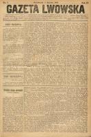 Gazeta Lwowska. 1878, nr 7
