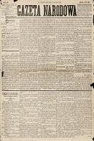 Gazeta Narodowa. 1879, nr5