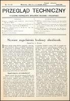 Przegląd Techniczny 1931 nr 31-32