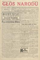 Głos Narodu. 1933, nr136