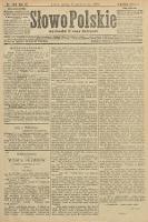 Słowo Polskie (wydanie poranne). 1906, nr464