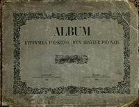Album rytownika polskiego = Album d