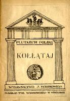 Hugo Kołłątaj - Limanowski, Bolesław (1835-1935)