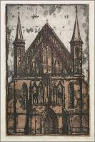 Frombork - katedra - Wiśniewska-Maćkiewicz, Cecylia (1928-1999)