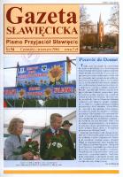 Gazeta Sławięcicka, 2004, nr 54