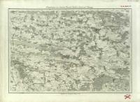 Bl. 22. Umgebungen von Lemberg, Winniki, Kulików, Busk und Gliniany - Kummersberg, Carl von (1797–1877)