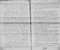 Księga sądowa miasta Przeworska od 25.06. 1574 - 01.07. 1590