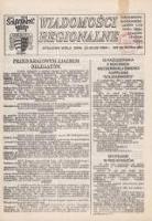 Wiadomości Regionalne Solidarność, 1994, nr 38, 39