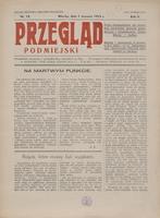 Przegląd Podmiejski : Pismo dwutygodniowe dla wszystkich, poświęcone sprawom gospodarczym i ekonomicznym osiedla Włochy i okolicy. 1933, nr 13.