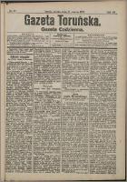 Gazeta Toruńska 1913, R. 49 nr 62