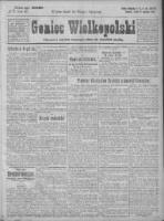 Goniec Wielkopolski: najtańsze i najstarsze bezpartyjne pismo dla wszystkich stanów 1924.01.09 R.47 Nr7