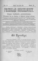 Przegląd Gorzelniczy. Organ Wydziału Gorzelniczego. 1904 R.10 nr7