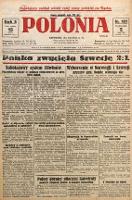 Polonia, 1928, R. 5, nr 181