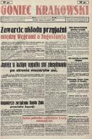 Goniec Krakowski. 1940, nr291