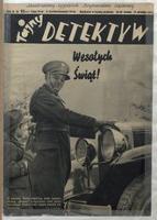 Tajny Detektyw : ilustrowany tygodnik kryminalno-sądowy. R. 2, 1932 nr 52 (102)