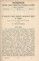 Kosmos. Serja A, 1928, R. 53, z. 4