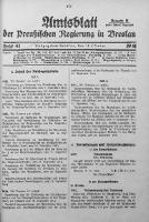 Amtsblatt der Preußischen Regierung in Breslau, 1941, Bd. 132, St. 41