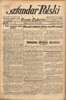 Sztandar Polski i Gazeta Rybnicka, 1936, R. 17, Nr. 11