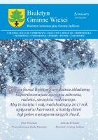 Biuletyn Gminne Wieści : biuletyn informacyjny Gminy Jedlicze : Chlebna, Długie, Dobieszyn [...]. 2016, nr 3