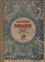 Kalendarz Poznański na Rok Pański 1858. Mający dni 365. Z drzeworytami. Rok piąty