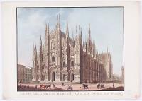 Katedra w Mediolanie - Nieznany