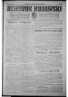 Dziennik Kujawski. 1923, R. 32 nr 12 [właśc. nr 11] (16 stycznia)