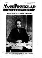 """Nasz Przegląd Ilustrowany : dodatek specjalny do nr... """"Naszego Przeglądu"""", R.15 [i.e. 14], nr 48 (28 listopada 1937)"""