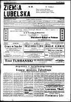 Ziemia Lubelska, R.27 [i.e.26] , nr 10 (11 stycznia 1931)