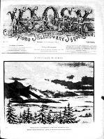 Kłosy : czasopismo illustrowane, tygodniowe., 1886, t.43, nr 1116 (18 listopada) + dod.