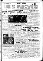 Nowy Kurier Warszawski, 1940, nr 269 (15 listopada)