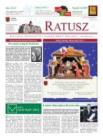 Ratusz : biuletyn informacyjny Urzędu Gminy Brwinów. 2012 nr 17 (17 XII)
