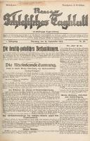 Neues Schlesisches Tagblatt, 1928, Jg. 1, Nr. 50