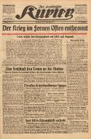 Der Oberschlesische Kurier, 1941, Jg. 35, Nr. 339