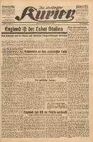 Der Oberschlesische Kurier, 1941, Jg. 35, Nr. 338