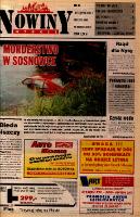 Nowiny Nyskie 1998, nr 33. - Sanocki, Janusz. Red. nacz.