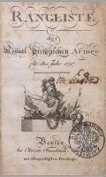 für das Jahr 1797