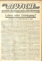 Der Deutsche in Polen, 1934, Jg. 1, nr 20
