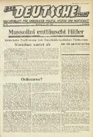Der Deutsche in Polen, 1934, Jg. 1, nr 25