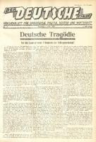 Der Deutsche in Polen, 1934, Jg. 1, nr 22