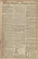 Danziger Zeitung: Organ für Handel..., 1870.01.25 nr 5882