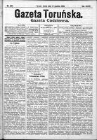 Gazeta Toruńska 1900, R. 34 nr 284